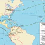 AvHumboldts_Amerikareise_map_de