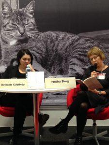 Bokmässan2015.Metha.Katarina