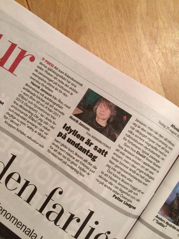 Jansson, Aftonbladet 25.8.2015